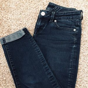 The Limited Cropped Jean